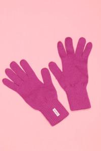 steffner - strick-handschuhe aus schurwolle -