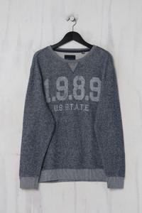 Angelo Litrico C&A - blogger- sweatshirt  mit print - XL