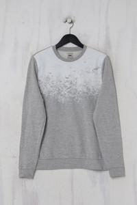 asos -  sweatshirt  mit print  aus baumwolle - S