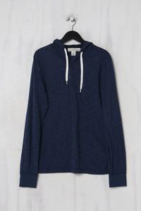 H&M LOGG -  kapuzen-pullover  aus baumwolle - L