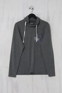 JACK & JONES -  kapuzen-pullover  mit logo-print - L