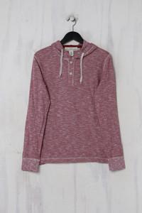 H&M LOGG -  sweatshirt  aus baumwolle - M