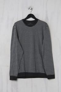 Angelo Litrico C&A -  sweatshirt  mit streifen - L