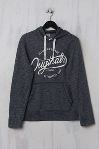 JACK & JONES -  kapuzen-pullover  mit logo-print - S