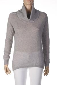 COLLECTION by SCHILD - kaschmir- woll- kaschmir-blend-pullover  mit rollkragen - XL