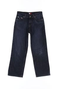 TOMMY HILFIGER -  jeans  aus baumwolle  mit logo-patch - 128