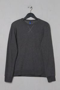 H&M DIVIDED - basic- sweatshirt  - S