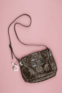 GUESS - faux leather- crossbody bag/tasche  - ONE SIZE