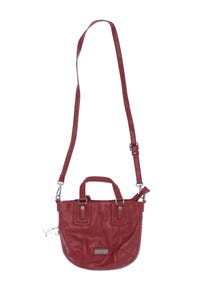 UNITED COLORS OF BENETTON - faux leather-crossbody bag/tasche -