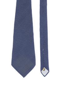 H. PROCHOWNICK - vintage-seiden-krawatte mit karo-muster -