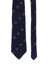 Paul Ander - krawatte mit print -