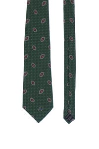 BURBERRYS´ - vintage-seiden-krawatte -
