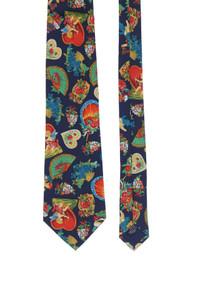 KENZO - seiden-krawatte -