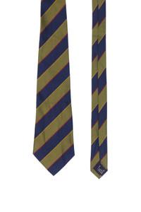 BERNIE´S - seiden-krawatte mit streifen -