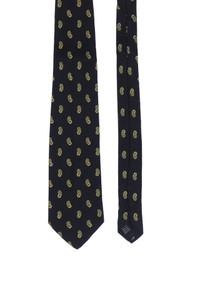 Christian Fischbacher - seiden-krawatte mit print -
