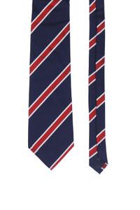 Renato Balestra - seiden-krawatte mit streifen -