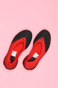 PUMA - two tone-low-top sneakers mit logo-prägung -