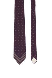 CHLOÉ - muster-seiden-krawatte -