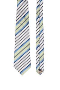 KENZO - seiden-krawatte mit streifen -