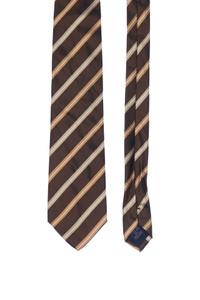 BURBERRY LONDON - seiden-krawatte mit streifen -