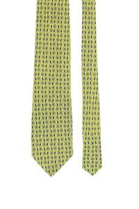 KENZO HOMME - seiden-krawatte mit print -