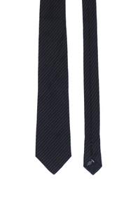 strellson - seiden-krawatte mit streifen -