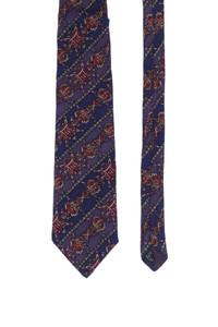 Christian Dior MONSIEUR - seiden-krawatte mit print -
