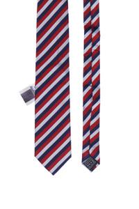 TIE RACK LONDON - seiden-krawatte mit streifen -