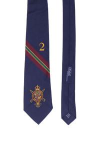 Polo by Ralph Lauren - seiden-krawatte mit logo-stickerei -