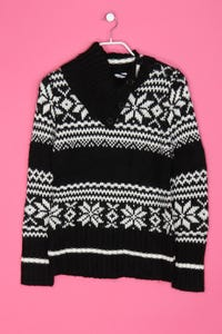Yessica by C&A - norweger-strick-pullover - M