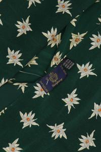 V.I.P. Company - seidentuch mit floralem muster -