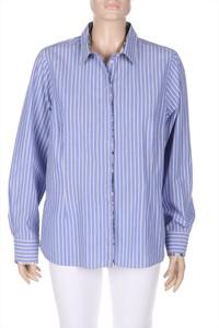 D.SPORT - hemd-bluse aus baumwolle mit streifen - D 46