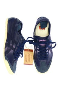 Onitsuka Tiger - low-top sneakers mit logo-patch -