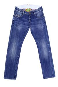 TOMMY HILFIGER - jeans mit patches - D 40