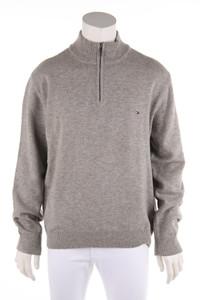TOMMY HILFIGER - pullover aus wolle mit logo-stickerei - XXL