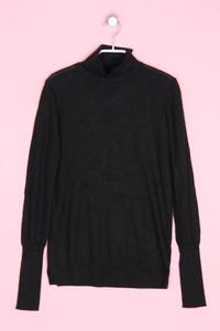 ZARA - strick-pullover mit rollkragen - S