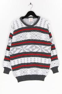Eagle - norweger- strick-pullover - XL