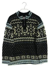 steffner - norweger-schurwoll-pullover - M