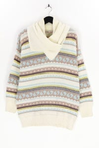 dolores - norweger-strick-pullover - XL