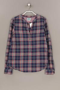 REPLAY - bluse mit karo-muster - S