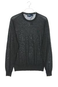 Polo by Ralph Lauren - pullover aus merino-wolle mit logo-stickerei - L