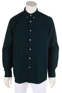 TOMMY HILFIGER - kariertes hemd mit aufgesetzten taschen - L