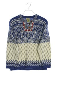ALPACA WARA - norweger-alpaka-pullover - S
