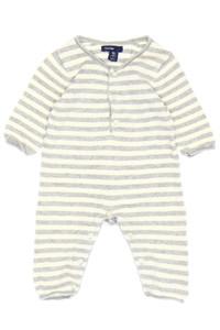 baby GAP - overall aus baumwolle mit streifen - 50