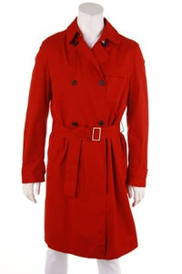 BALLY - trenchcoat - 50
