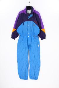 Schöffel - ski-anzug mit logo-stickerei - M