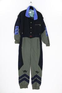 BOGNER - ski-anzug mit patches - D 48
