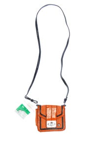 UNITED COLORS OF BENETTON - crossbody bag/tasche mit logo-patch - ONE SIZE