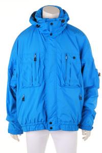 BOGNER - vintage- ski-jacke mit kapuze - 58