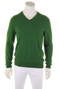 WARREN & PARKER PREMIUM - 100% kaschmir-pullover mit v-neck - XL